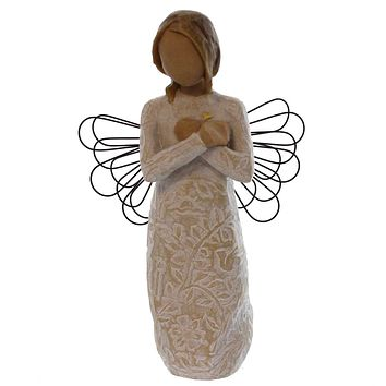 Willow Tree REMEMBRANCE Polyresin Angel Comfort Memories 26247