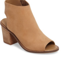 Calvin Peep Toe Bootie By Chinese Laundry
