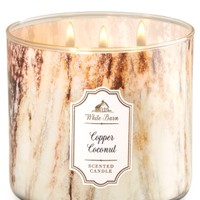 3-Wick Candle Copper Coconut