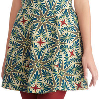 Keen on Color Skirt | Mod Retro Vintage Skirts | ModCloth.com
