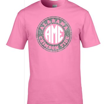 Alabama Monogram Shirt - Pink