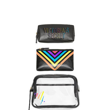 Rainbow Backstage Nested Trio - Victoria's Secret