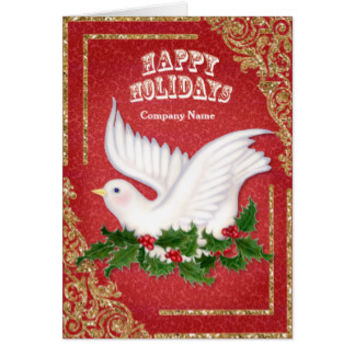 Christmas Business Greetings and Invitations