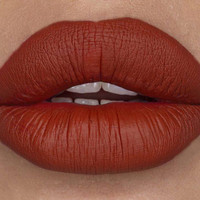 LORI - Burnt Red Orange - Vegan Matte Liquid Lipstick