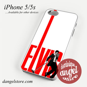 Elvis Presley Phone case for iPhone 4/4s/5/5c/5s/6/6s/6 plus