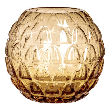 H&M Round Glass Vase $12.99