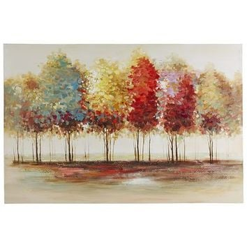 Lively Trees Art