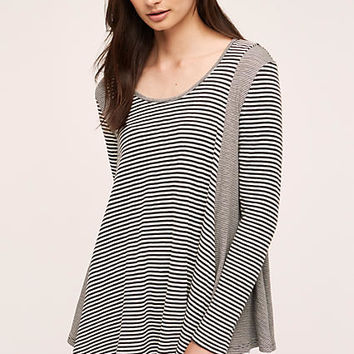 Macie Striped Top