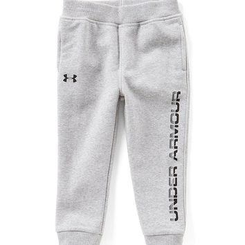 Under Armour Little Boys 2T-7 Threadborne Jogger Pants | Dillards