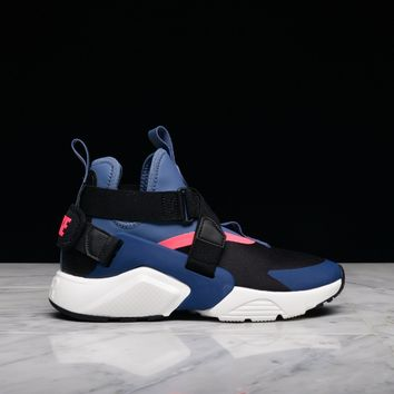 qiyif WMNS AIR HUARACHE CITY - DIFFUSED BLUE