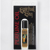 Spiritual Sky Carded Perfume Oil - Patchouly - Spencer's