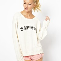 Wildfox Famous Sweater