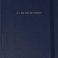 Take Note if I do say so myself Large Notebook - kate spade new york