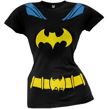 Batgirl - Juniors T-Shirt