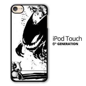 Ghost Pokemon Gengar iPod Touch 6 Case