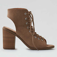 AEO Block Heeled , Taupe