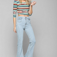 BDG Bell Flare High-Rise  Jean - Jeanie - Urban Outfitters