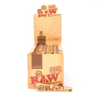 RAW Pre-Rolled Cones King Size