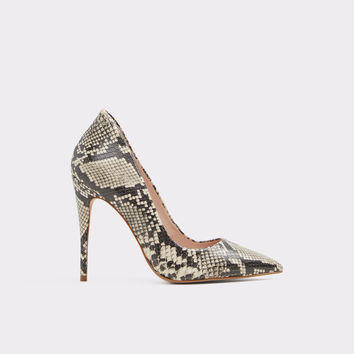 Cassedy Natural Print Women's Pumps | Aldoshoes.com US