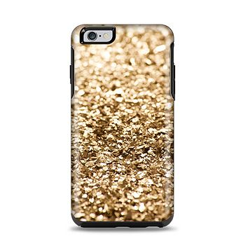 The Gold Glimmer V2 Apple iPhone 6 Plus Otterbox Symmetry Case Skin Set