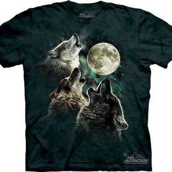 Three Wolf Moon T-Shirt