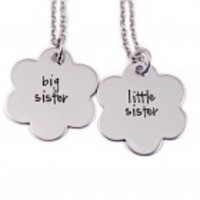 Flower Sisters Necklace Set
