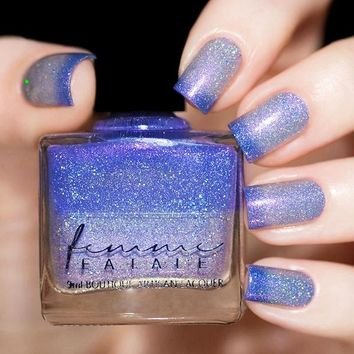 Femme Fatale Ashes to Dusk Nail Polish (New Beginnings Collection)