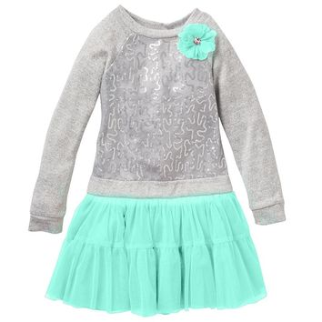 Youngland Sequin Dress - Girls