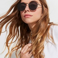 Rae Metal Round Sunglasses | Urban Outfitters