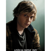 American Horror Story Tate Normal People Scare Me Poster