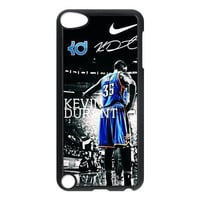 Generic NBA All Star Oklahoma City Thunder Kevin Durant Customization Plastic Case for IPod Touch 5th