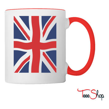 british flag Coffee & Tea Mug