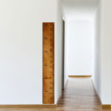 I liked this design on #Fab. Giant Ruler Wall Decal