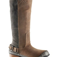 Sorel Slimboot Leather Knee Boots