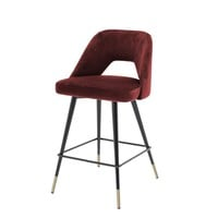 Red Counter Stool | Eichholtz Avorio