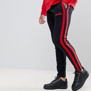 Ellesse Joggers With Stripe at asos.com