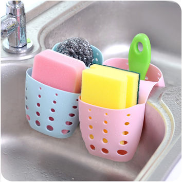 Kitchen Storage Bags Rack Sponge [6395715524]