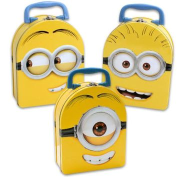 Minions Carry-All Lunch Box - CASE OF 12