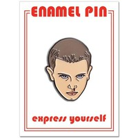THE FOUND PIN - ELEVEN (STRANGER THINGS)