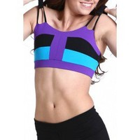Color Block Top | Dance Tops for Girls - Jo+Jax Dancewear
