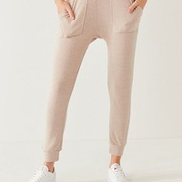 Out From Under Camille Exposed Seam Jogger Pant | Urban Outfitters