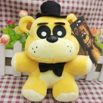 at  Golden Freddy Bear Plush toy Walmart Exclusive new