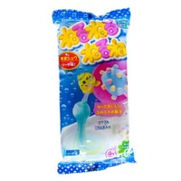 Popin' Cookin' DIY Nerunerunerune Candy Paste Soda Flavor by Kracie