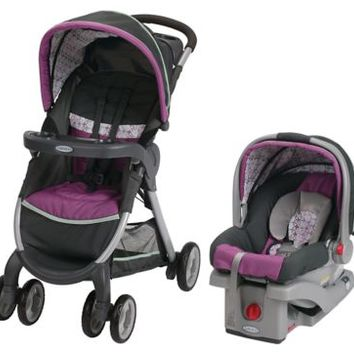 FastAction™ Fold Travel System   gracobaby.com