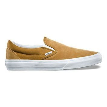 ONETOW Suede Slip-On | Shop Toddler Shoes At Vans