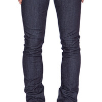 Nudie Jeans Tube Tom in Rinsed Open Indigo