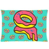 "DiyCaseStore New Golf Wang Odd Future Pillow case Standard Size 20""x30""(two sides)"