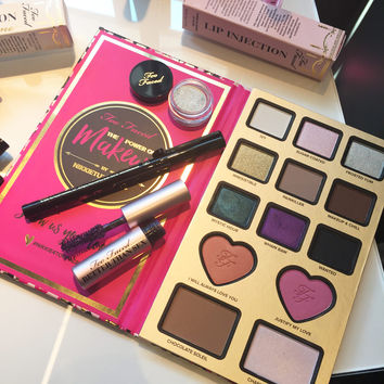 Too Faced Eye Shadow THE POWER OF MAKEUP BY NIKKIE TUTORIALS