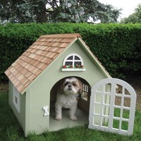 STORYBOOK DOG COTTAGE