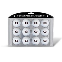 ONETOW Georgia Bulldogs NCAA Dozen Ball Pack